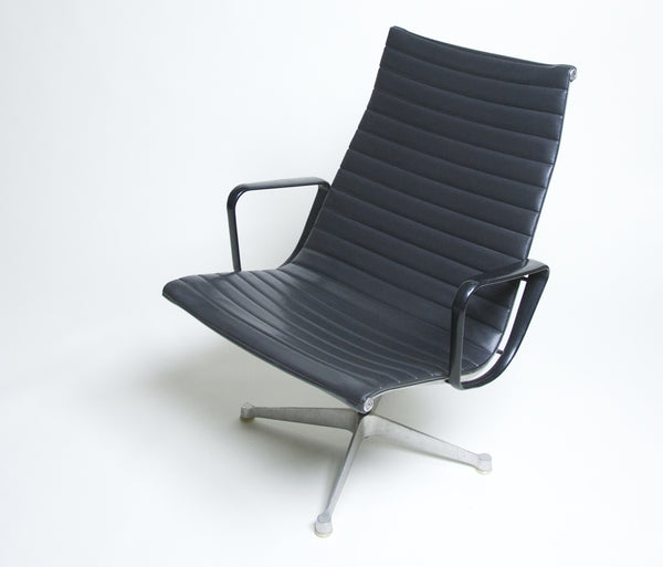 Sold Patent Pending Eames Aluminum Group Lounge Chair 1