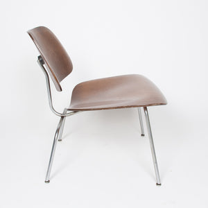 Eames Evans Herman Miller 1950 Walnut LCM Lounge Chair