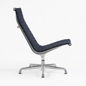 Herman Miller Eames Aluminum Group Lounge Chair Armless Fabric