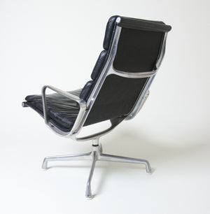 SOLD Eames Herman Miller Soft Pad Lounge Chair #3