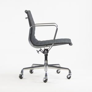 SOLD Herman Miller Eames New Old Stock Low Aluminum Group Management Desk Chair Gray