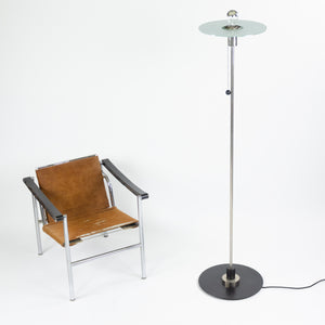 SOLD Gyula Pap Vintage Floor Lamp BST23 by Tecnolumen Bauhaus Light