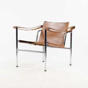 SOLD 1950s Authentic Le Corbusier STENDIG LC1 Basculant Chair Thonet Original