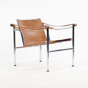 1950s Authentic Le Corbusier STENDIG LC1 Basculant Chair Thonet Original