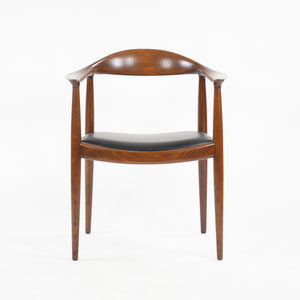 SOLD 12x Hans Wegner Round The Chair Johannes Hansen Denmark For Knoll Oak Armchairs