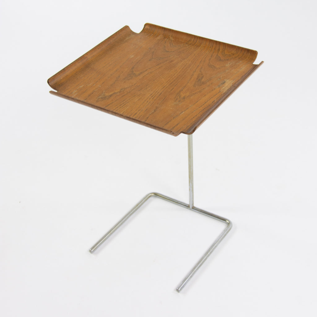 1950's Original George Nelson & Associates Herman Miller 4950 Tray Side Table