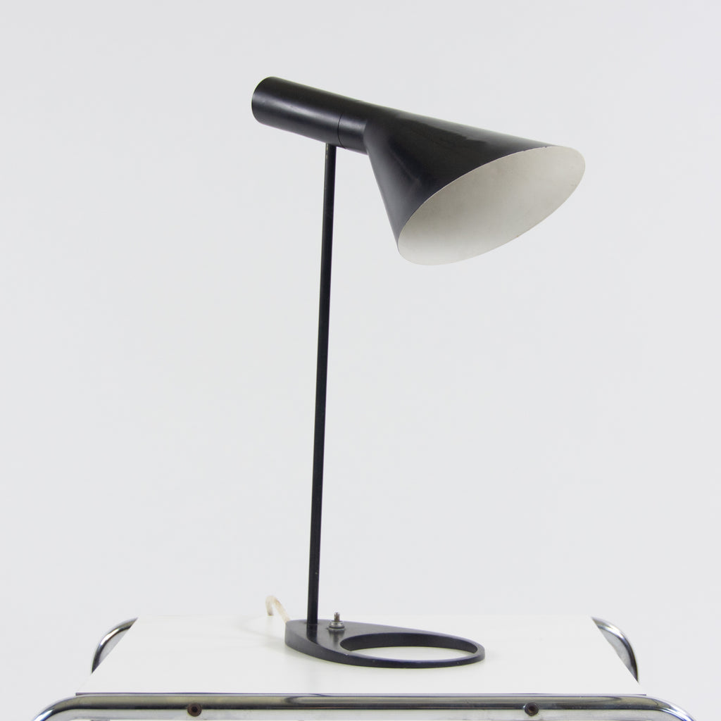 1960's Vintage Louis Poulsen Arne Jacobsen AJ Desk Lamp Original
