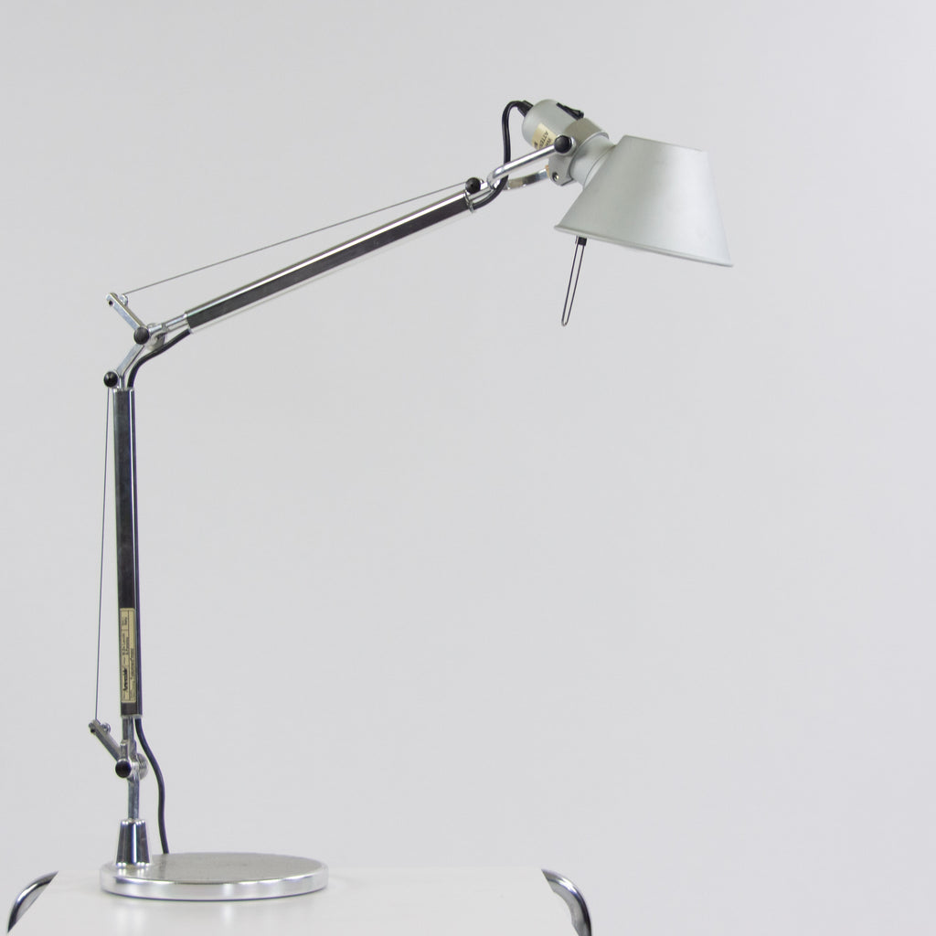 SOLD Artemide Tolomeo Mini Desk Table Lamp Michele De Lucchi & Giancarlo Fassina
