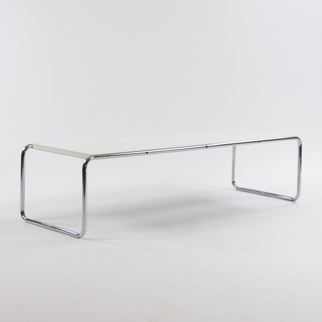 1960's Vintage Marcel Breuer for Knoll International Laccio Coffee Table Italy