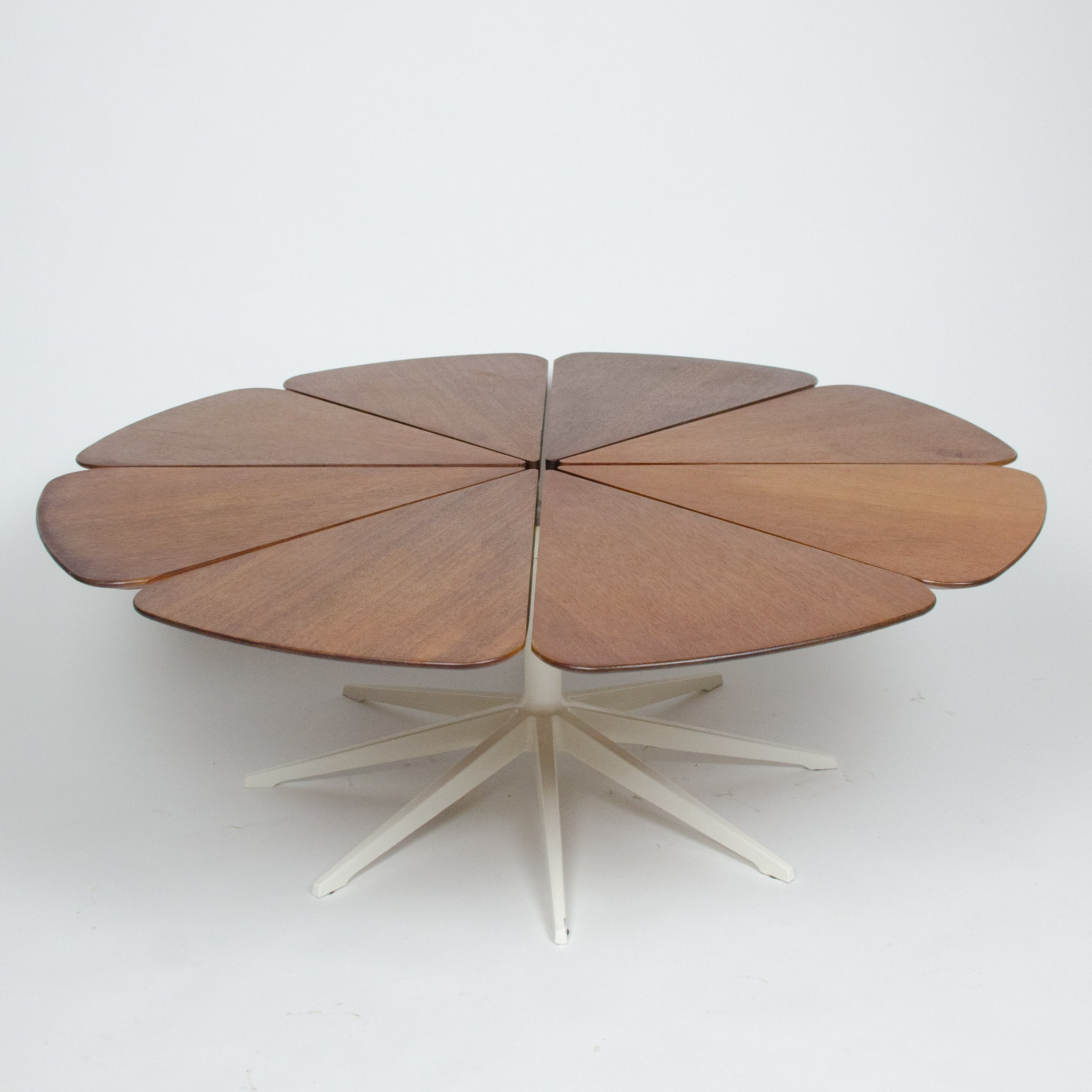 SOLD Knoll by Richard Schultz Petal Coffee Table Teak
