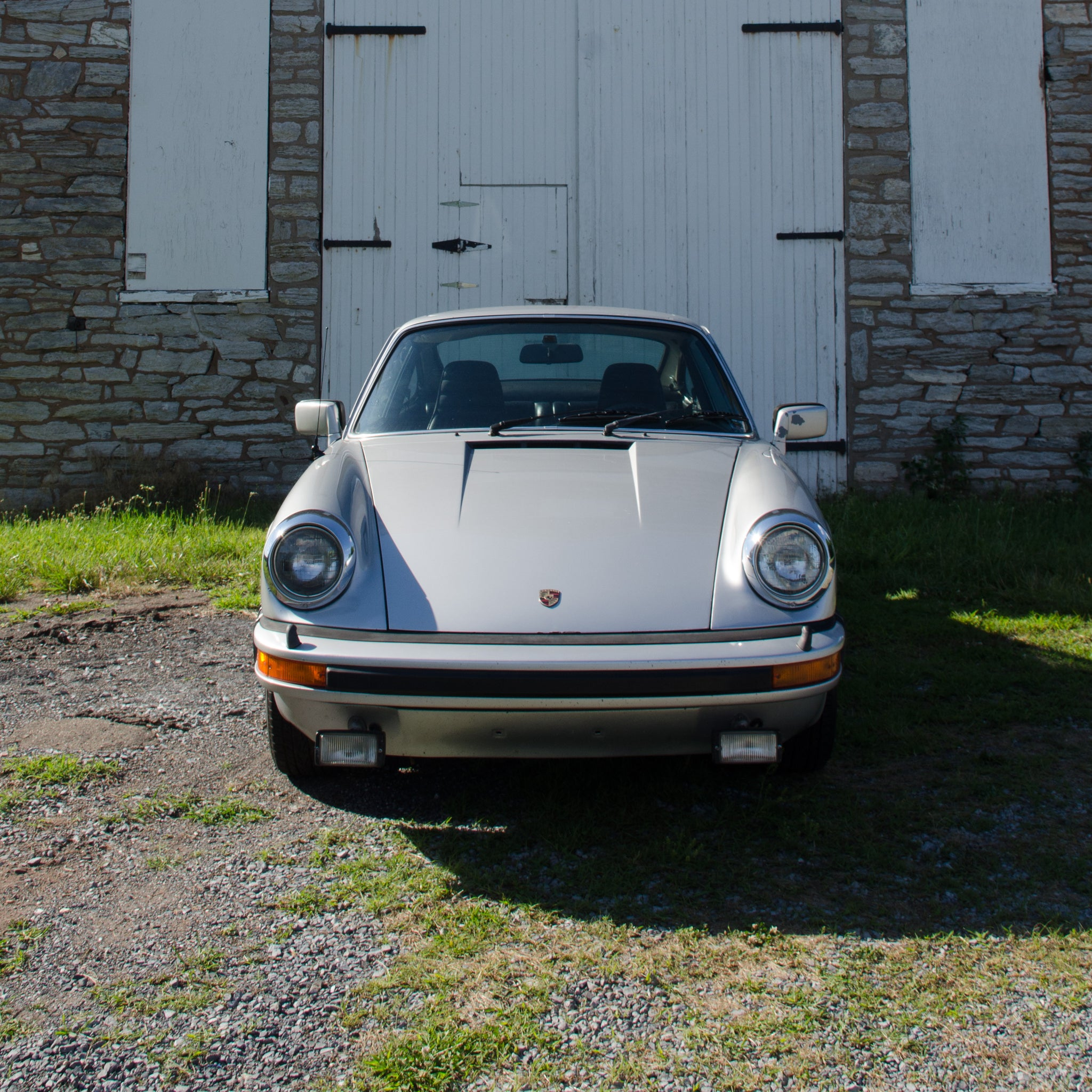 SOLD 1977 Porsche 911S Sunroof Coupe All Original, Matching Numbers