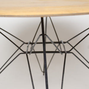 SOLD Eames Prototype Herman Miller Evans Eiffel Tower CTM CTW High Coffee Table RARE