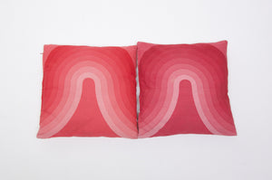Original Vintage Verner Panton Mira X Kurve Pillows 1969