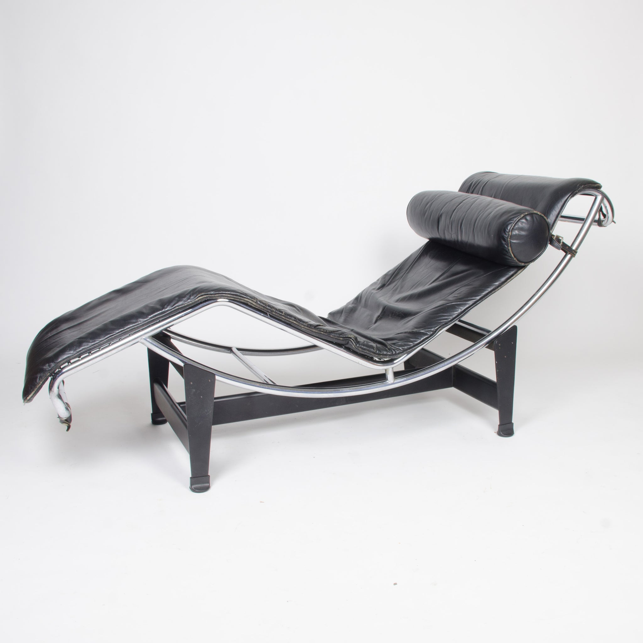 SOLD Cassina Le Corbusier LC4 Chaise Lounge Chair Vintage Original