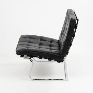 1960s Knoll International Mies Van Der Rohe Tugenthad Lounge Chairs