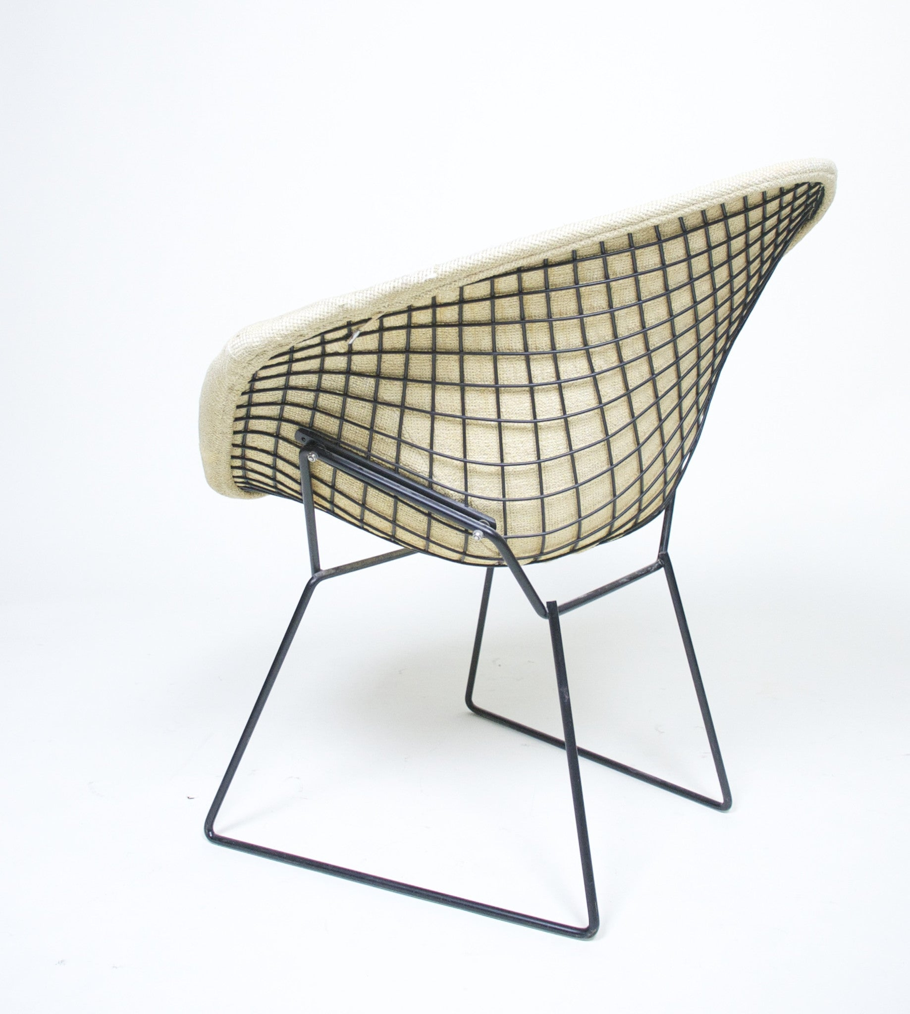 SOLD Harry Bertoia Diamond Lounge Chair for Knoll International