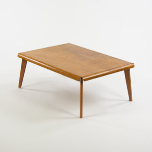 1945 Eames Evans Experimental Molded Plywood Coffee Table