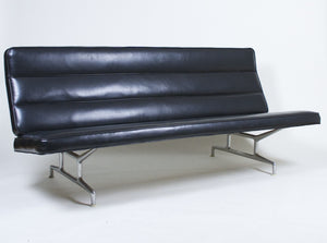 SOLD Extremely Rare Herman Miller Eames 3473 Sofa 1964