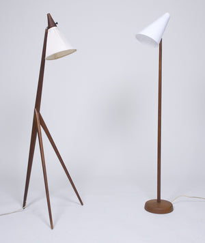 Luxus Vittsjo Lamps Tripod Praying Mantis Floor Lamp Östen & Ole Kristiansson