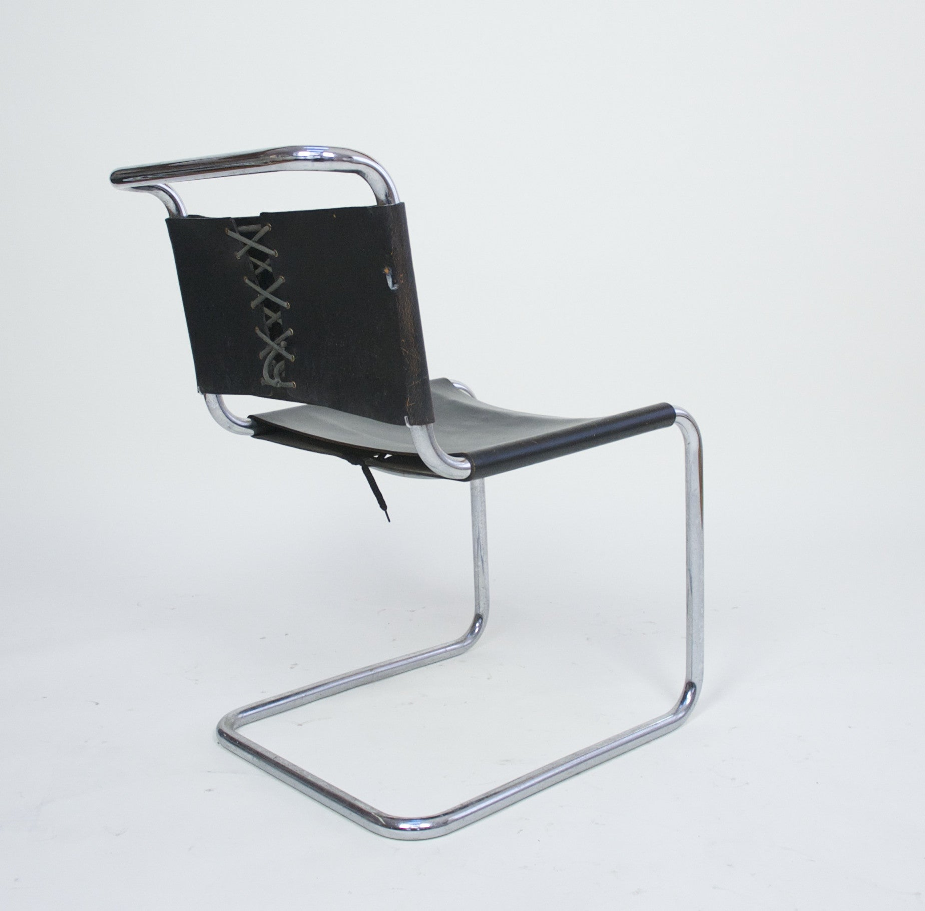 Knoll International Marcel Breuer B33 Chair Bauhaus Era – D ROSE MOD