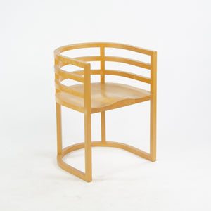 1982 Richard Meier Pre-Production Armchair 810A Knoll International Prototype