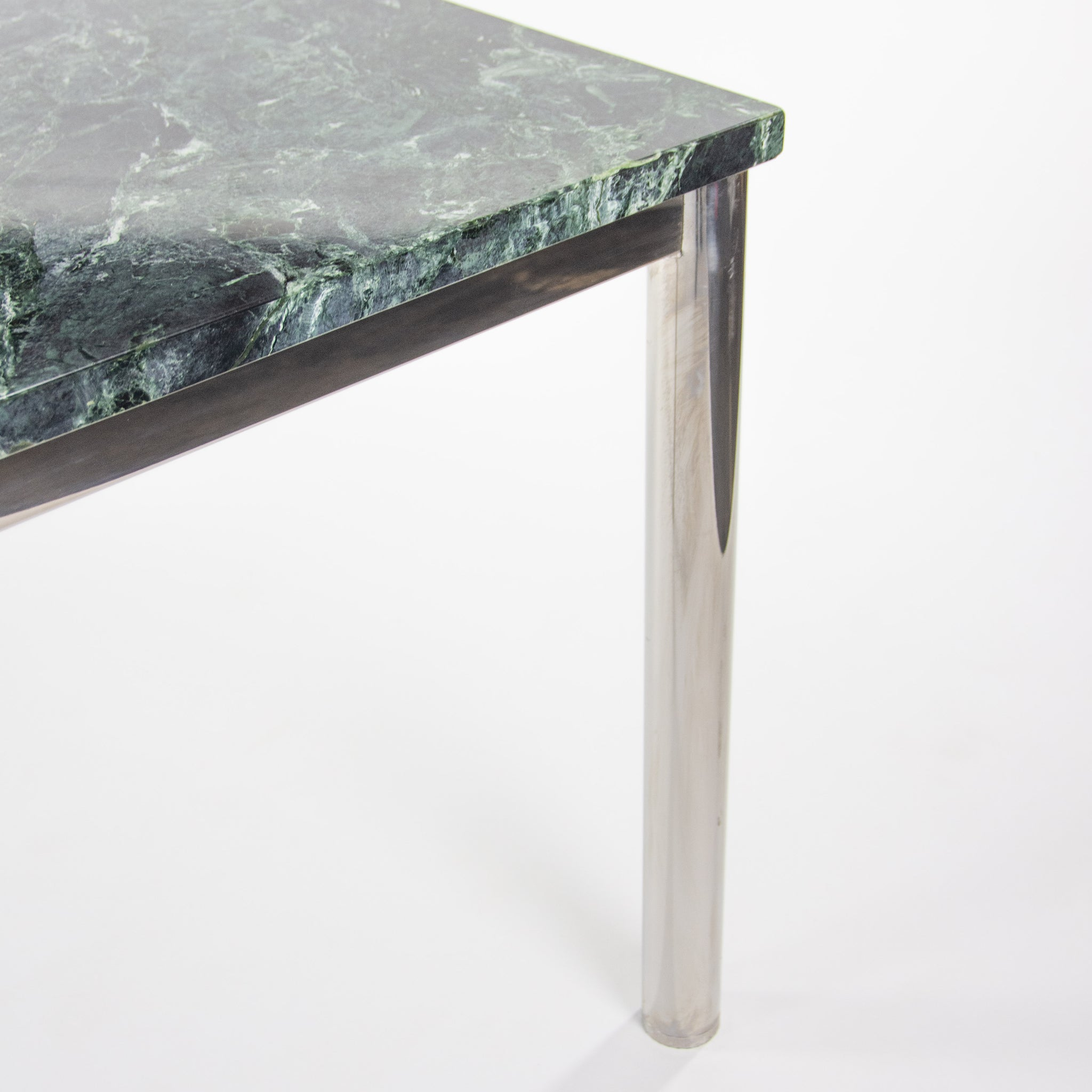 Green Granite 2011 6x3 Meeting Dining Conference Tables Stainless Steel Base