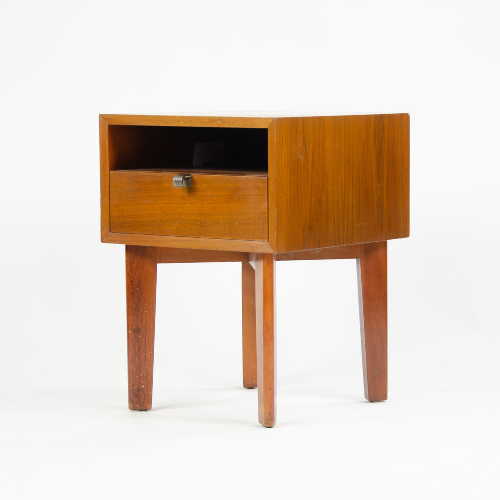 1950s George Nelson Herman Miller Basic Cabinet Series BSC Night Stand