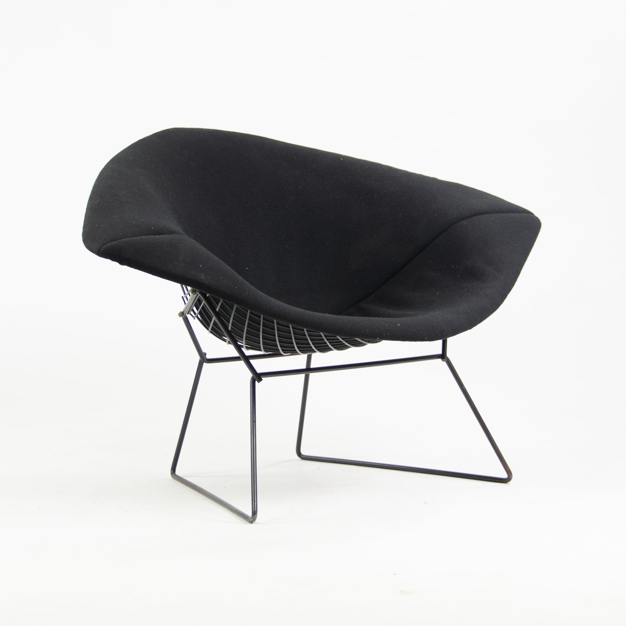 Excellent Sold Knoll International Harry Bertoia Large Wire Diamond Alphanode Cool Chair Designs And Ideas Alphanodeonline