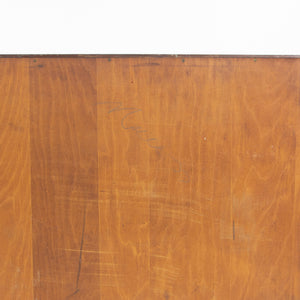 1950's George Nakashima 60 inch Black Walnut Sliding Door Cabinet Credenza