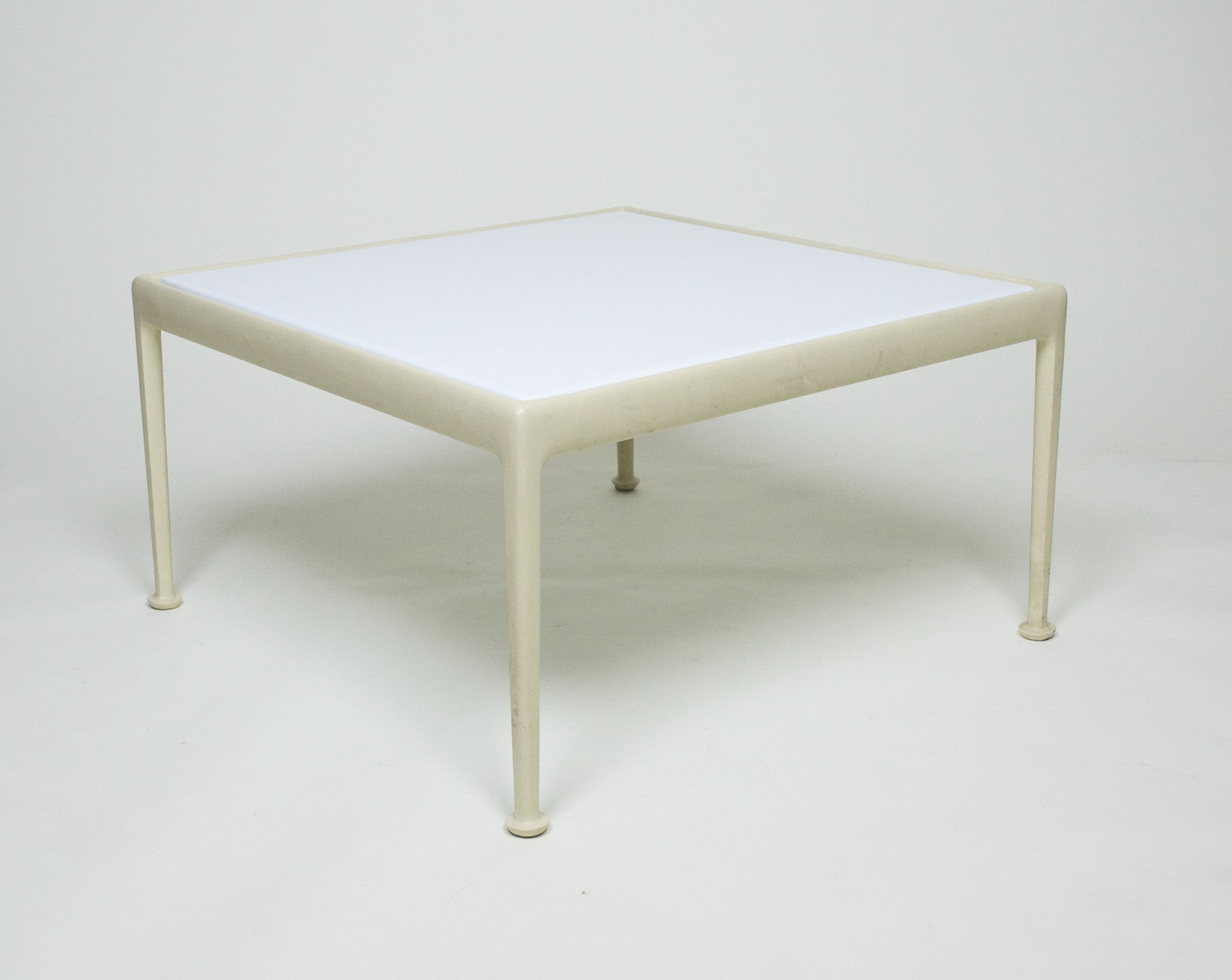 SOLD Knoll Richard Schultz 1966 Collection Square Coffee Table New Old Stock