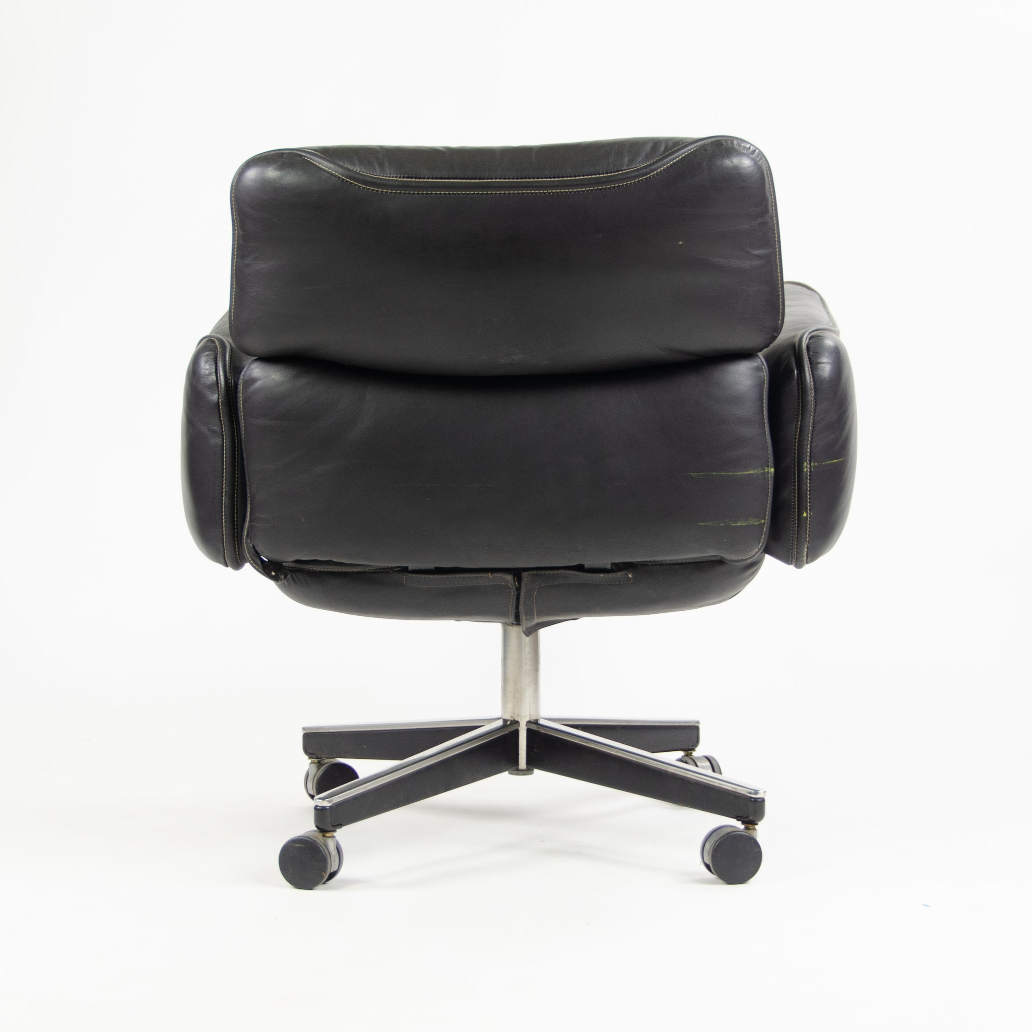 1970's Otto Zapf for Knoll Office Desk Chair