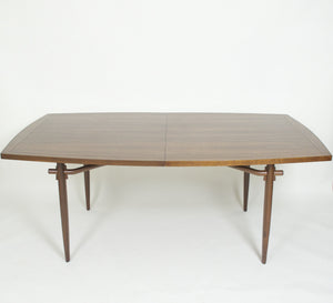 SOLD George Nakashima for Widdicomb Sundra Dining Table With Leaf