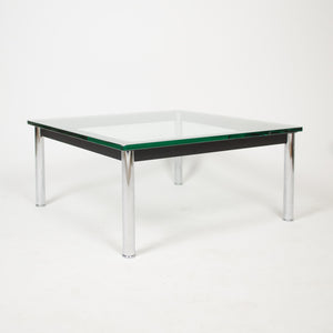 Cassina Le Corbusier Perriand Jeanneret LC10-P Square Table