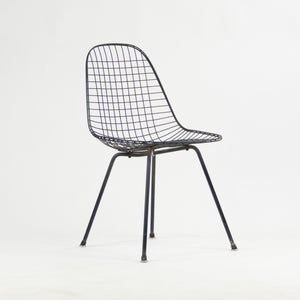 Herman Miller Eames 1954 Wire Shell Chair X Base DKX All Original Venice Chair