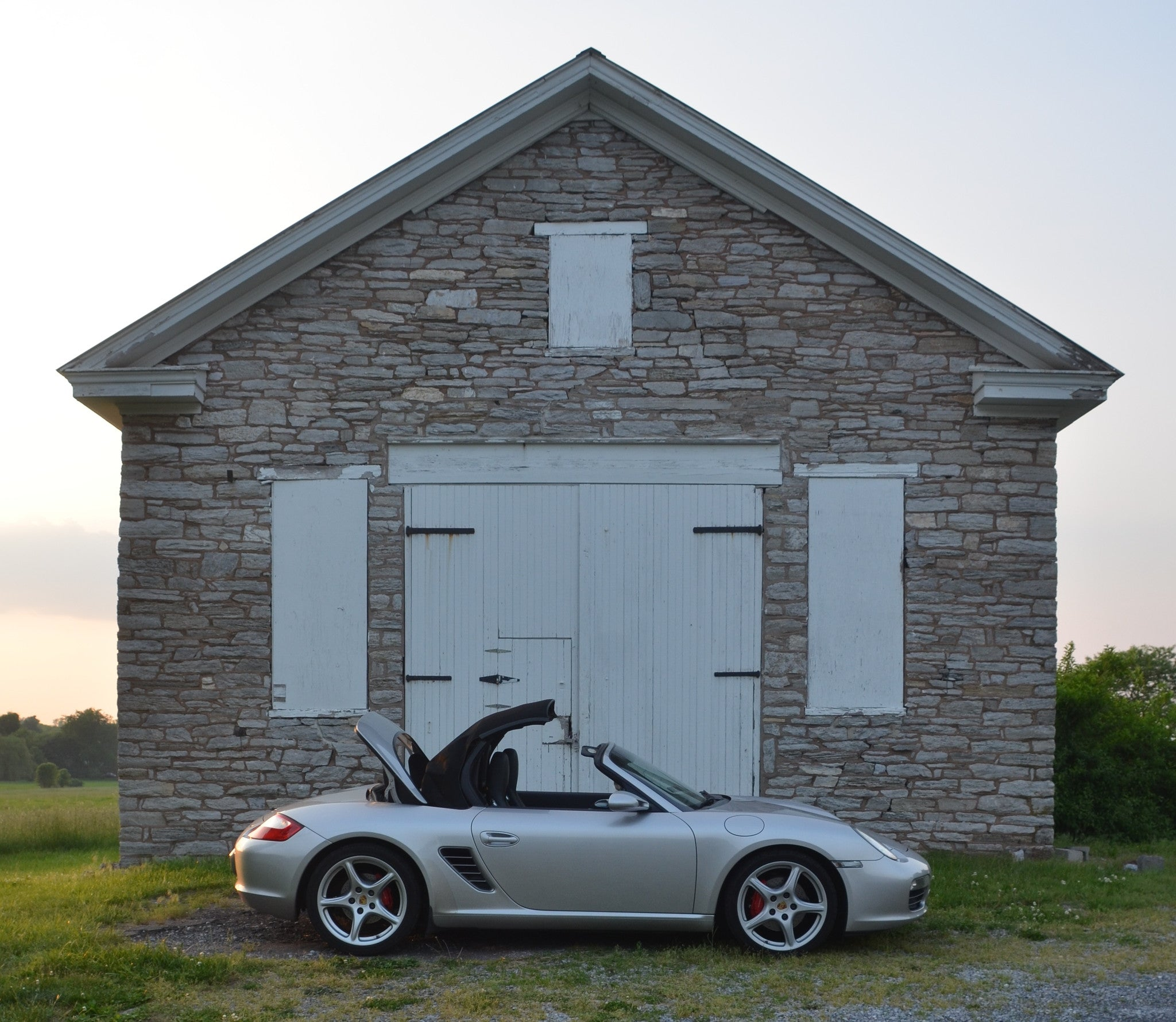 SOLD 987 Porsche Boxster S, 17500 miles on OEM IMS-Free 3.2 Porsche Engine