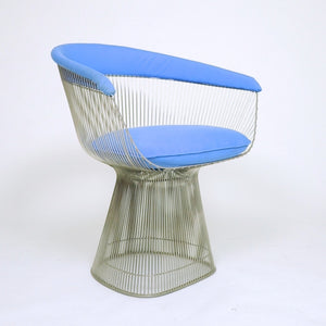 SOLD Original Vintage Knoll Warren Platner Lounge Dining Arm Chair