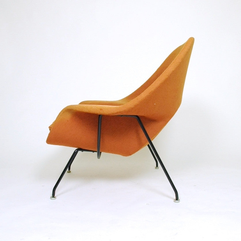 SOLD Knoll Eero Saarinen Womb Lounge Chair Vintage 1960's