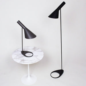 SOLD Louis Poulsen Arne Jacobsen AJ Floor Lamp 1960's Original