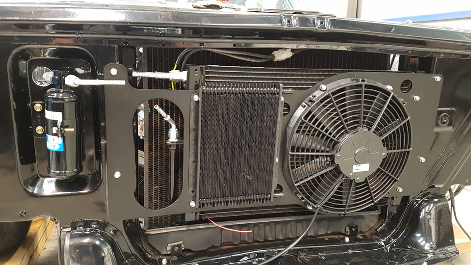 Cool it! How to fit air conditioning to your classic