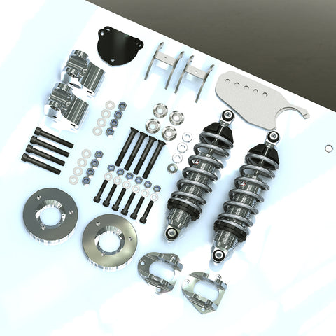 HQ-WB Complete Rear Coilover Kit