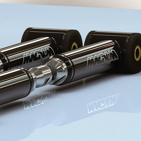 HQ-WB Adjustable Lower Trailing Arms