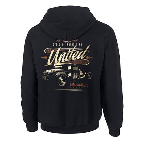 United Speed and Engineering Hoodie