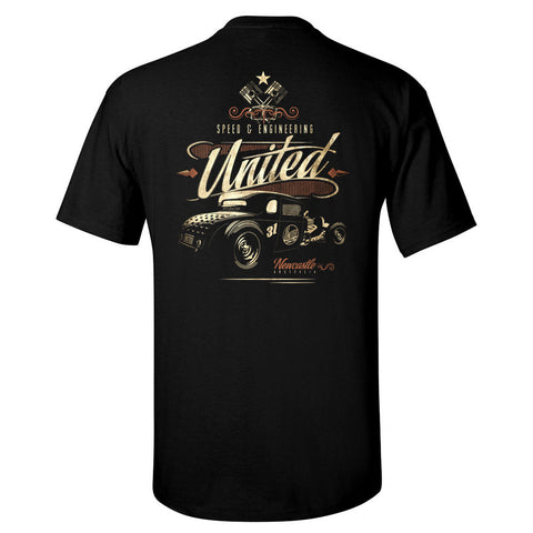 United Speed and Engineering tshirt