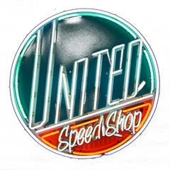 United Speed Shop Logo
