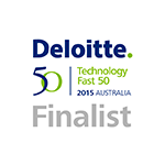 Deloitte Technology Fast 50 Award 2015