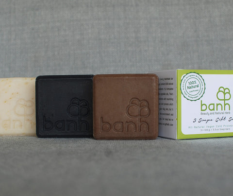 banh Soap Gift Set (small). (ST07)