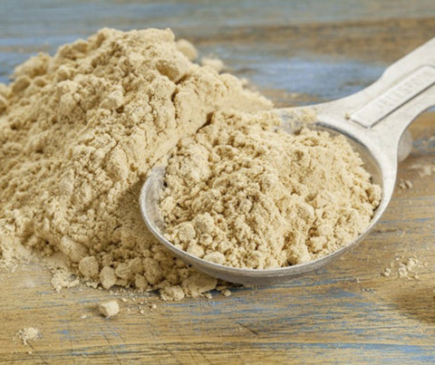 Maca Powder White Organic. 500g. (NHT003MP)