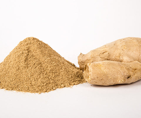 Ginger Powder Organic. 50g. (NHT185MP)