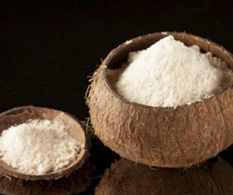 Coconut Flour Organic. 250g. (NHT060MP)