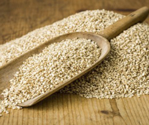 Sesame Seeds Organic. 250g. (NHT116MP)